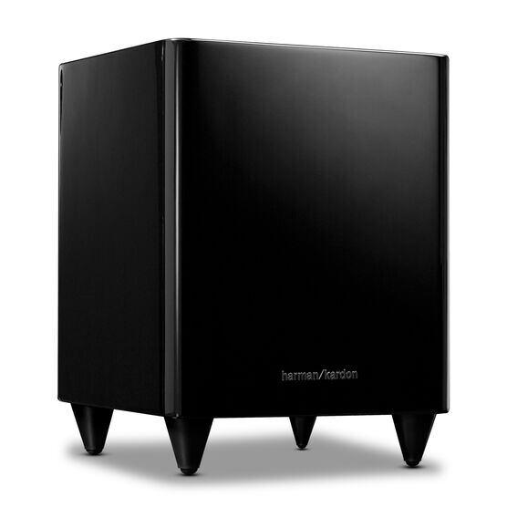 HKTS 30 - Black - 5.1-channel, 120 watt home theater system - Detailshot 2