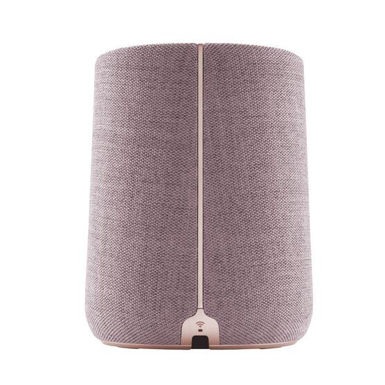 Harman Kardon Citation One MKII - Pink - All-in-one smart speaker with room-filling sound - Back