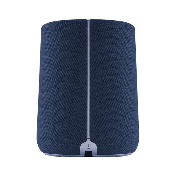 Harman Kardon Citation One MKII - Blue - All-in-one smart speaker with room-filling sound - Back