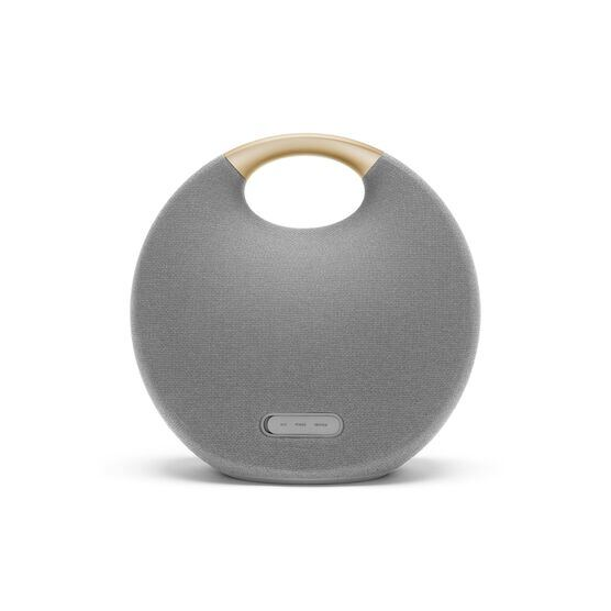 Onyx Studio 6 - Grey - Portable Bluetooth speaker - Back