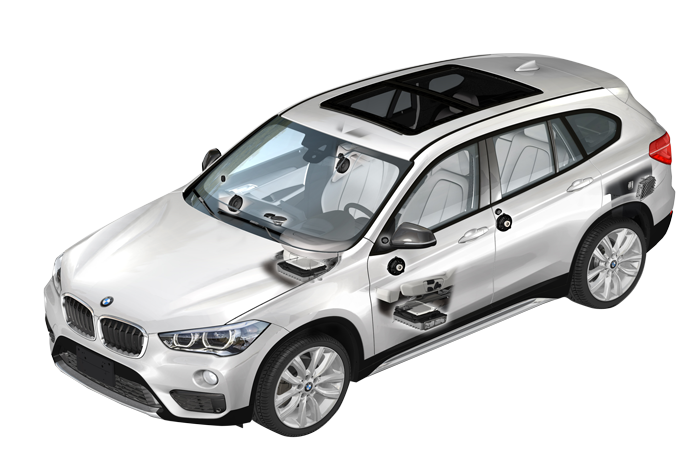 Harman Kardon Automotive BMW