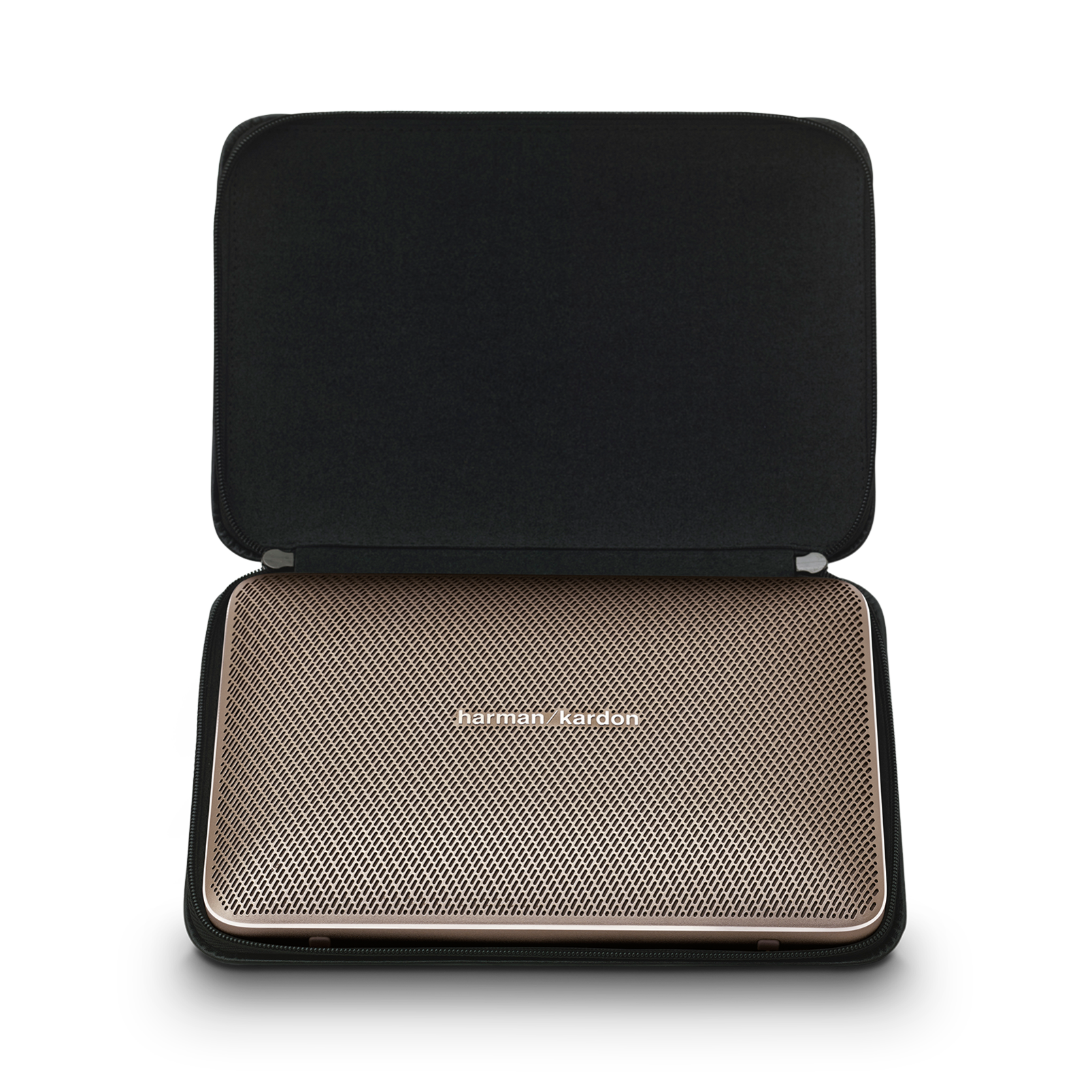 esquire 2 carrying case carrying case for harman kardon. Black Bedroom Furniture Sets. Home Design Ideas