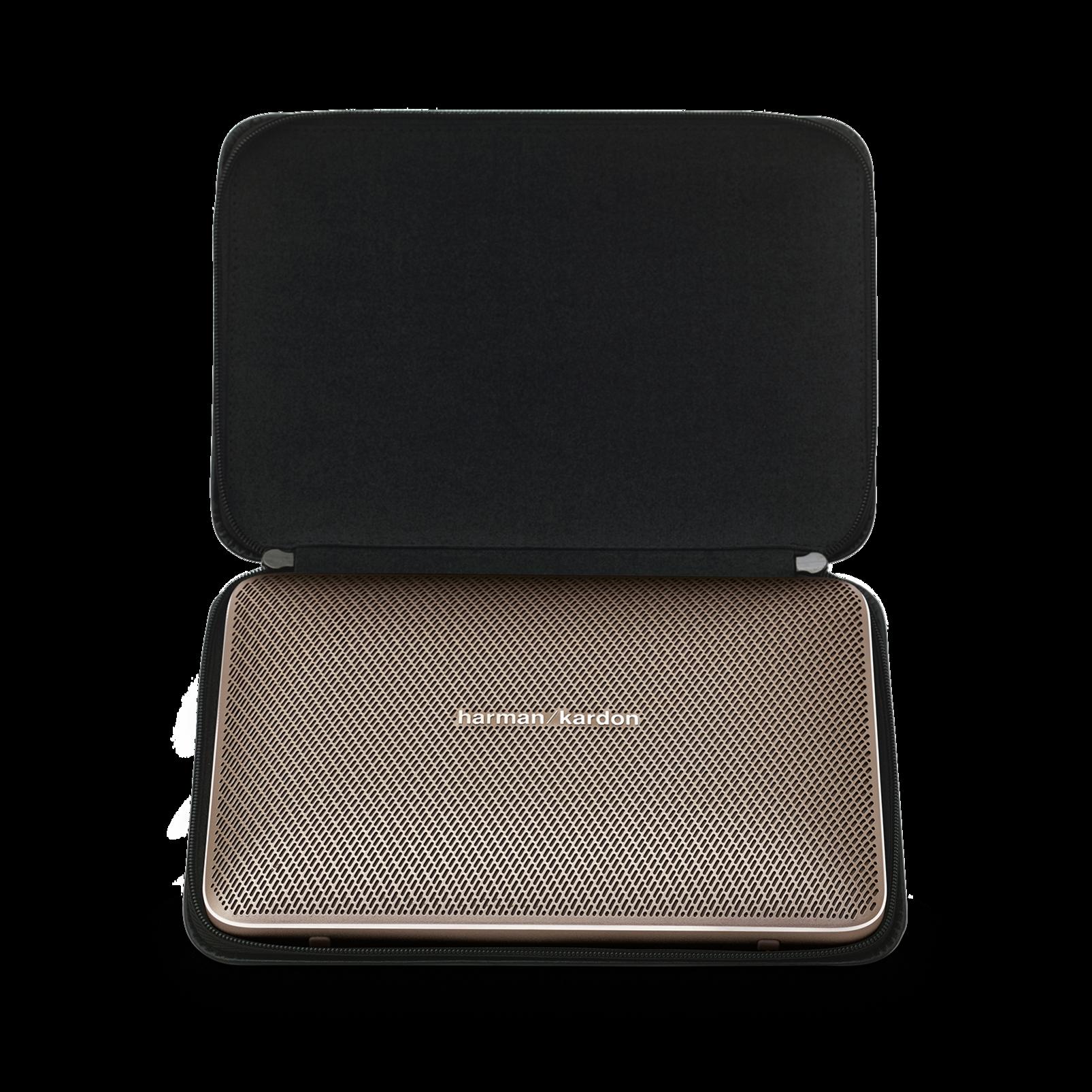 esquire 2 carrying case carrying case for harman kardon. Black Bedroom Furniture Sets. Home Design Ideas