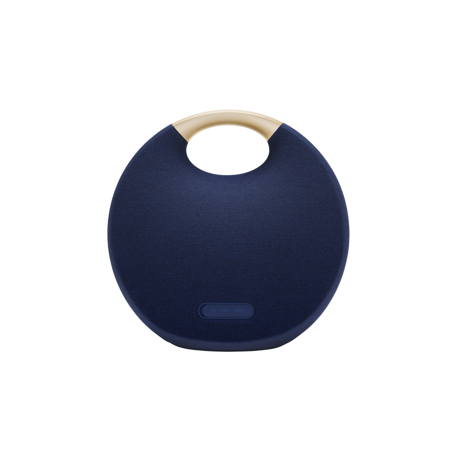 Onyx Studio 6 - Blue - Portable Bluetooth speaker - Back