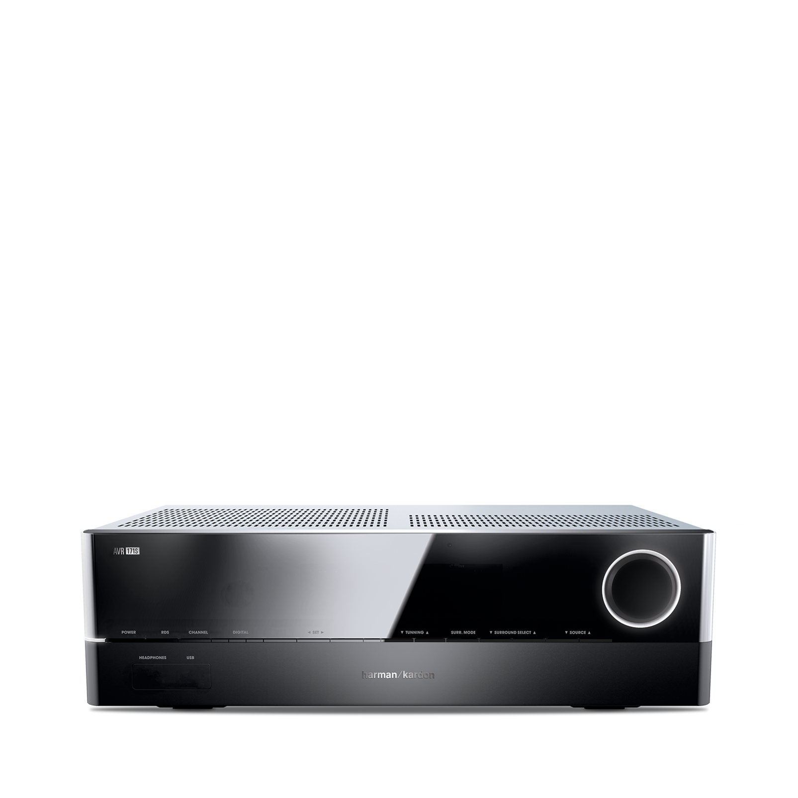 Avr 171s 700 Watt 72 Channel Networked With Airplay And Av Receivers Datasheet For Home Theater Product Solution