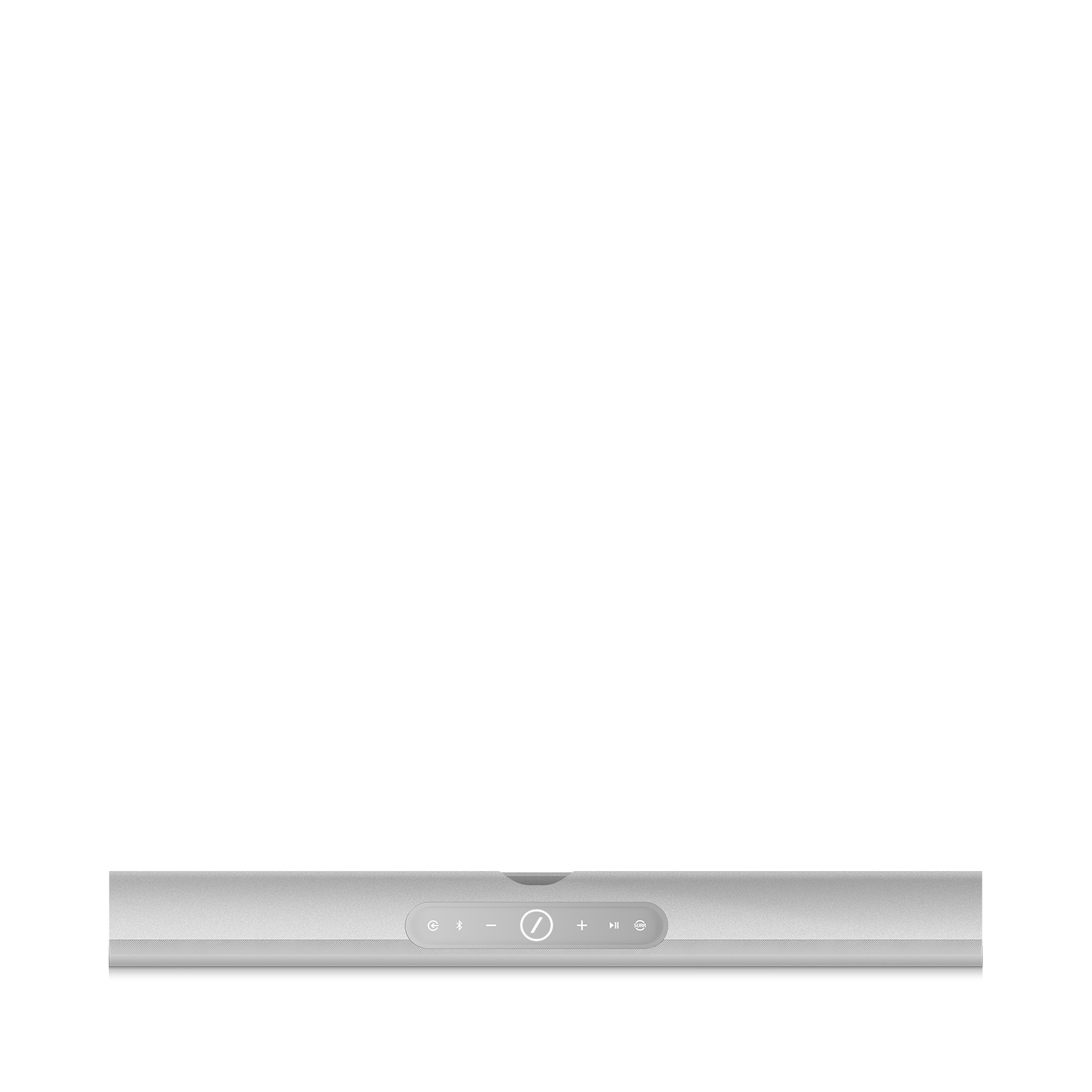 Omni Bar Plus - White - Wireless HD Soundbar - Detailshot 2